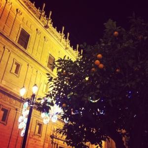 seville, sevilla, christmas, navidad