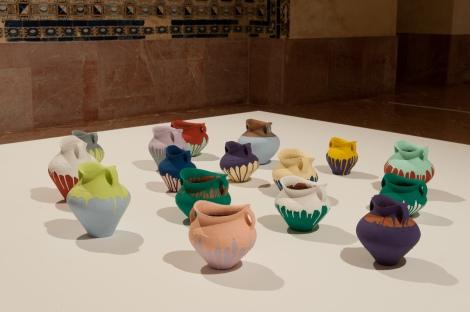 Ai WeiWei, La Cartuja, CAAC, Sevilla