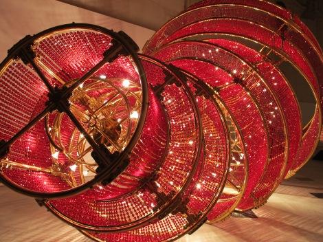 Descending Light, Ai WeiWei, China, Chinese, CAAC, La Cartuja, Sevilla