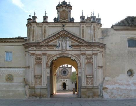 La Cartuija, CAAC, Ai Weiwei, monastery, Seville, Sevilla, Carthusian, Columbus