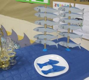Malaga sardinas