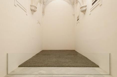 sunflower seeds, Ai WeiWei, Chinese, China, porcelain, Tate Modern
