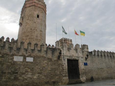 Castillo San Marcos, castle, medieval, El Puerto de Santa Maria, Cadiz