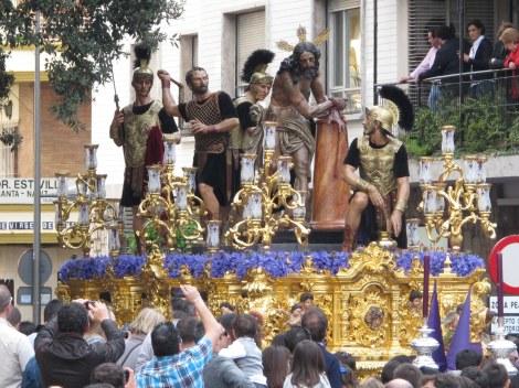 Jesus Atado, Semana santa, Jueves Santo