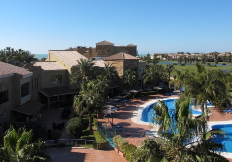 Costa Ballena, Elba Hoteles, pool, view, sea,