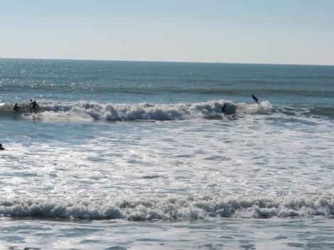 Playa Ballena, Costa Ballena, surfers, surf, surfing