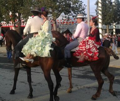 Feria de Abril, April Fair, Sevilla, Seville Fair, Spring Fair