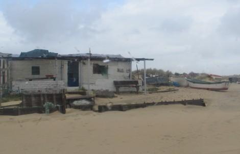 Doñana, fisherman, fishermen