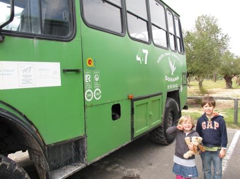 Doñana, visit, tour
