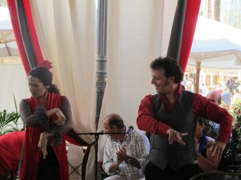 flamenco, Feria del Caballo, Jerez