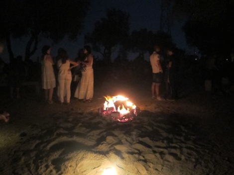 groups bonfire