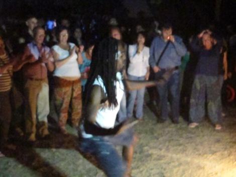rasta dancing 2