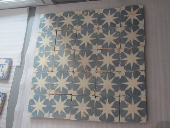 ceramic tiles, triana, seville