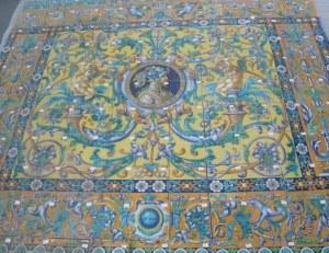 triana, azulejos, Centro Ceramica Triana