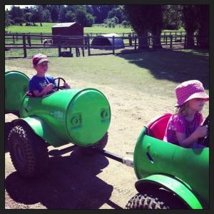 Easton Farm Park, Suffolk