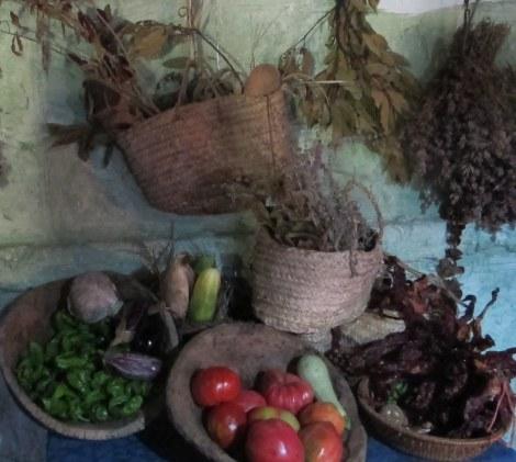 vegetables, home-grown, organic