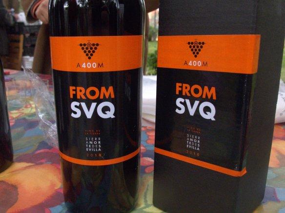 wine, organic wine, Colonias de Galeon, Cazalla, Sierra Norte